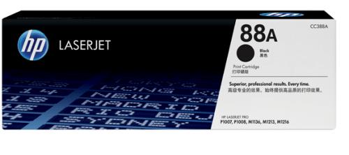 HP LaserJet Pro M1213nf Printer new cartridge box