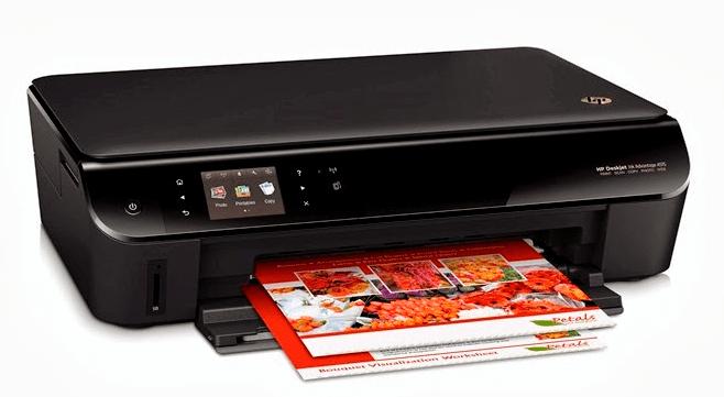 HP Deskjet Ink Advantage 4515 Printer Driver