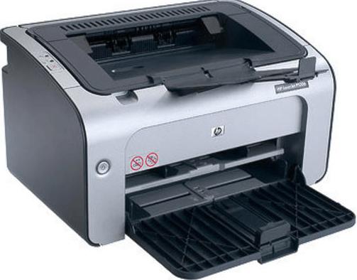 HP LaserJet P1006 printer image