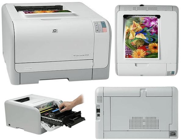 Apple mac os x printer settings for hp color laserjet cp1215.