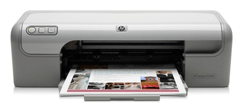 HP Deskjet d2360 Printer Outlook