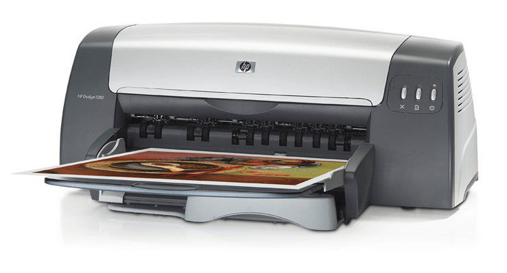 HP deskjet 1280 Pritner Pic1