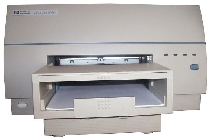 HP deskjet 1600c Printer Pics1
