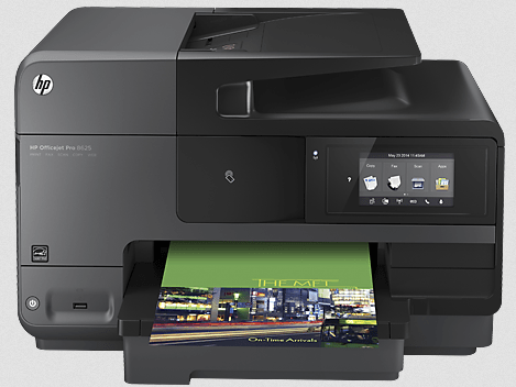 HP OfficeJet Pro 8625 Printer Image