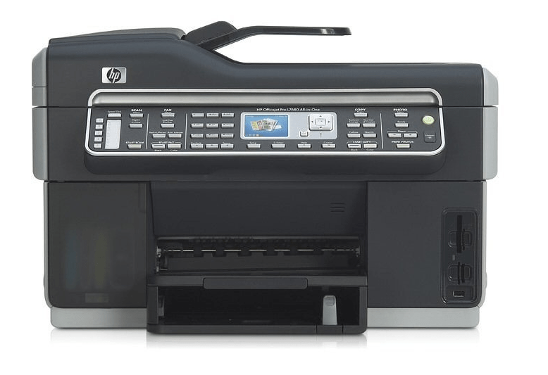 HP Officejet Pro L7780 All-in-one Printer Image