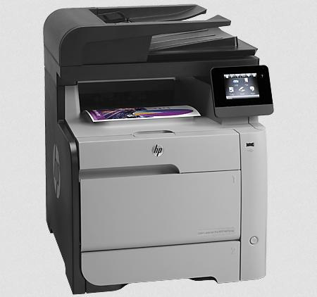 HP Color LaserJet Pro MFP M476nw Printer Picture