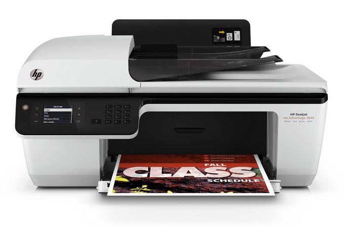 HP Deskjet 2645 Printer Images