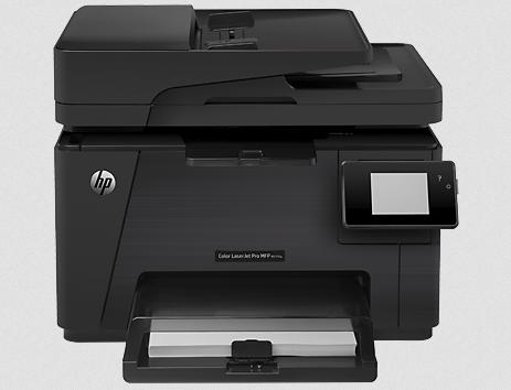 HP Laser M177FW Wireless Printer Screnshot