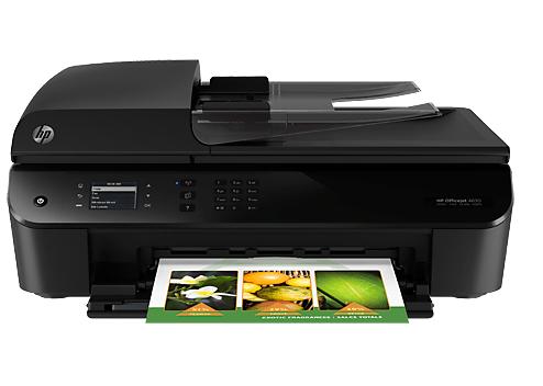 HP Officejet 4632 Printer Take