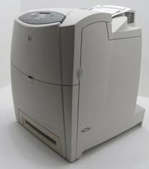 HP Color LaserJet 4650 Printer Screenshot