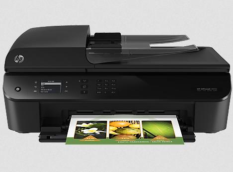 HP Officejet 4630 Printer Snapshot