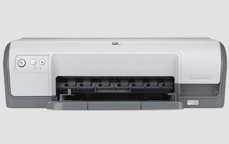HP Deskjet d2530 Printer Snapshot