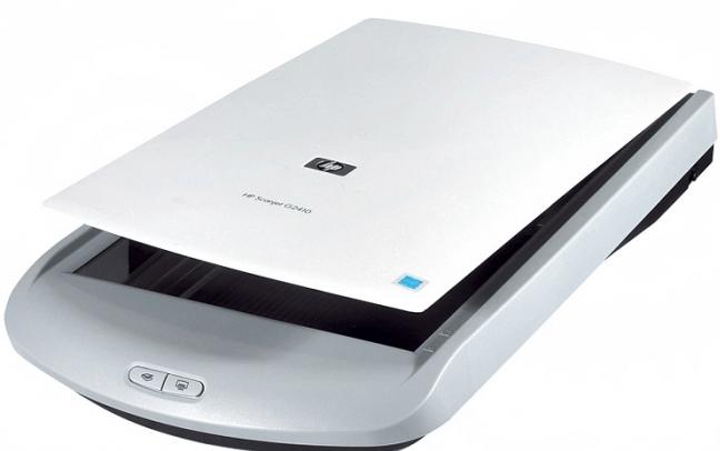 HP Scanjet G2410 Flatebed Scanner Driver & Software Download