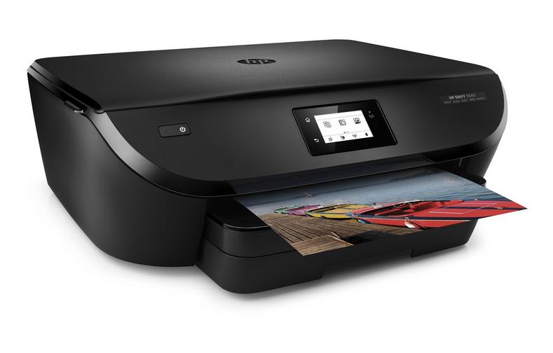 HP Envy 5540 Printer Snapshot