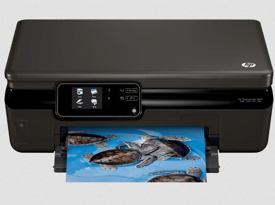 HP Photosmart 5515 Printer Snapshot