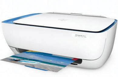 HP DeskJet 3633 Printer Snap