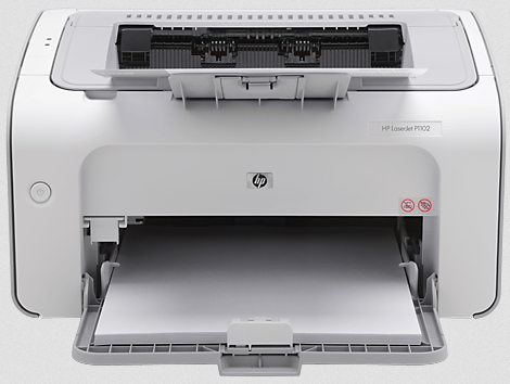 HP LaserJet P1102 Printer Snapshot