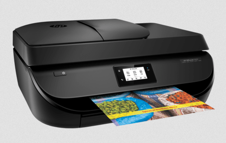 HP OfficeJet 4650 Printer Snapshot