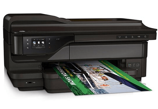 HP Officejet 7610 Printer Snap