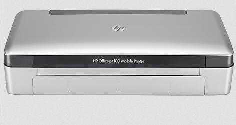 HP Officejet 100 L411a Printer snapo