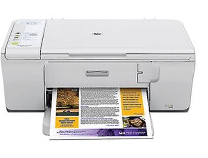 HP Deskjet F4213 Printer Snap