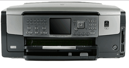 HP Photosmart C7183 Printer Screenshot