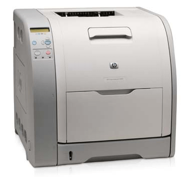 HP Color LaserJet 3550 Printer Snap