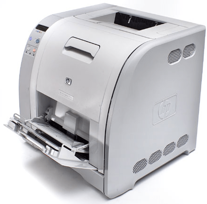 HP Color LaserJet 3700 Printer Snap