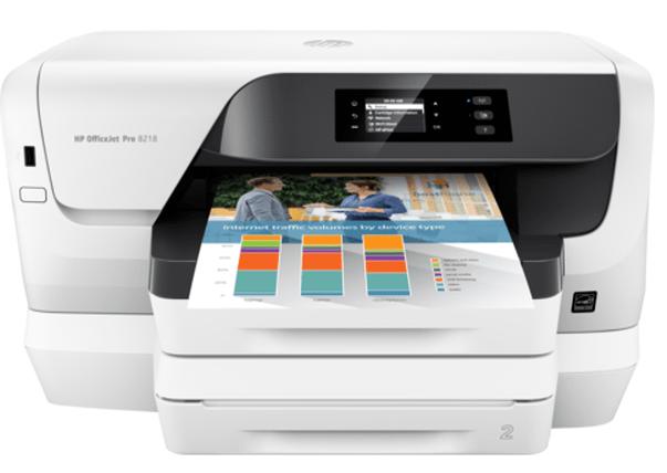 HP OfficeJet Pro 8218 Printer Snapshot