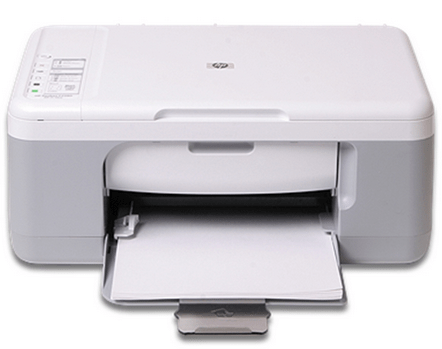 HP Deskjet F2280 Printer