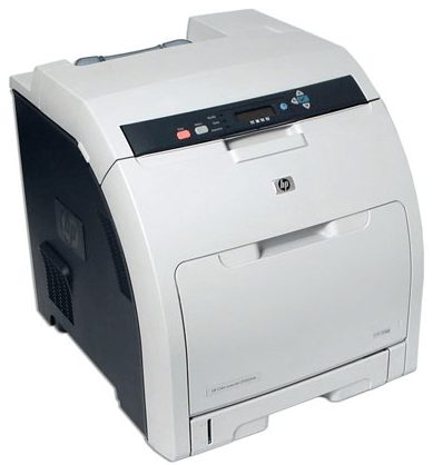 HP Laserjet CP3505 Printer