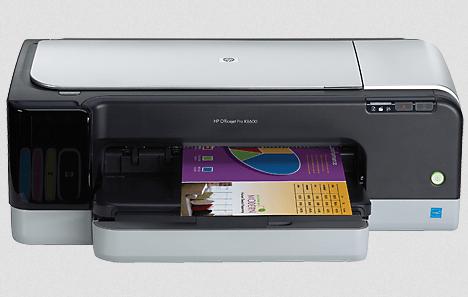 HP OfficeJet Pro K8600 Printer Picture