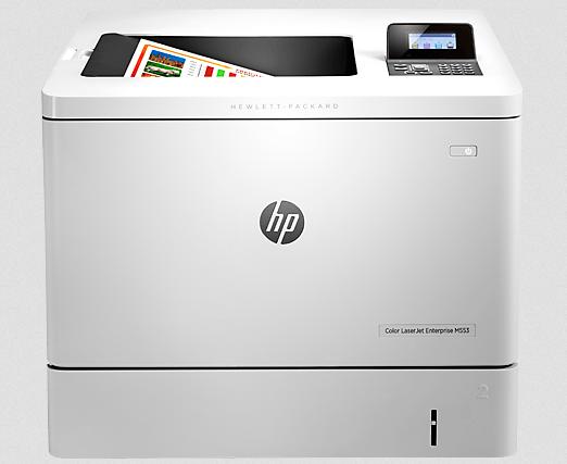 HP LaserJet Enterprise M553dh Printer
