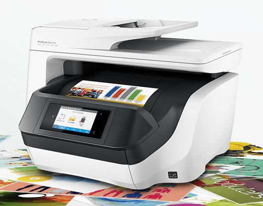 HP OfficeJet Pro 8000 Printer