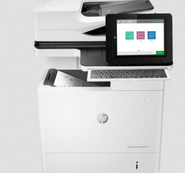 HP LaserJet Enterprise MFP M631 Printer