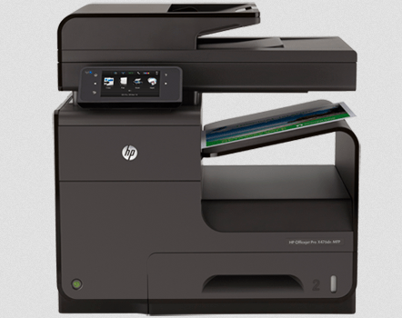 HP Officejet Pro X476 MFP Printer