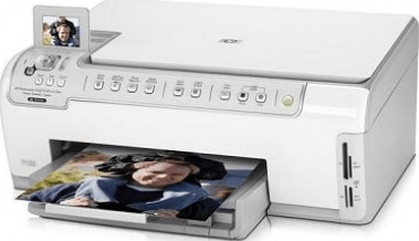 HP Photosmart C6270 Printer Screenshot