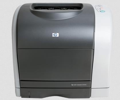 HP LaserJet 2550n Printer