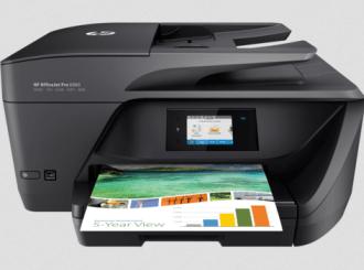 HP OfficeJet Pro 6960 Printer screenshot