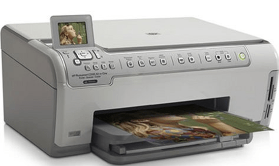 HP Photosmart C5190 All-in-one printer