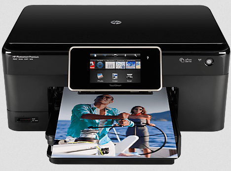 HP Photosmart Premium e-All-in-One Printer C310c