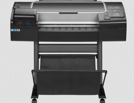 HP DesignJet Z2600 Printer Driver