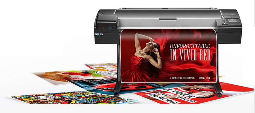 HP DesignJet Z5600 Plotter