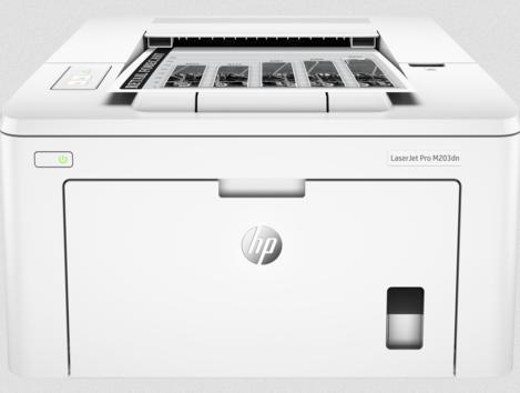 HP LaserJet Pro M203dn Machine