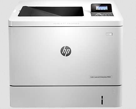 HP Laserjet Enterprise M553n MFP Printer
