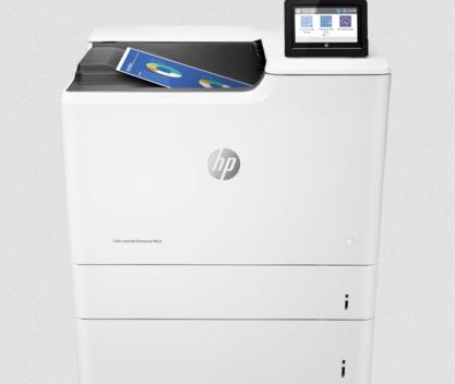 HP LaserJet Enterprise M653x Printer