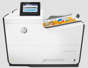 HP 556xh printer