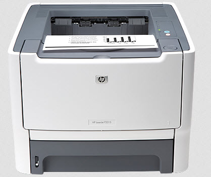 HP LaserJet P2015 printer