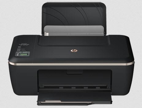 HP 2515 printer driver