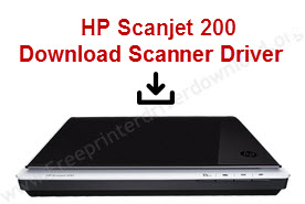 hp scanjet 200 driver